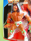 WWF Ultimate Warrior Ultimate Slam Action Hasbro 1990 MOC Great Condition