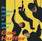 GAS HUFFER The Inhuman Ordeal Of Special Agent Gas Huffer (1996) CD Epitaph PUNK