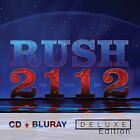 Rush - 2112 (Deluxe Edition) (Blu-Ray + CD) (New)
