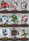 2010-11 UPPER DECK SP GAME USED AUTHENTIC ROOKIES LOT(16)