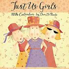 NEW Just Us Girls 2016 Wall Calendar by Dan DiPaolo