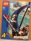 LEGO 7072 BOOK/MANUAL ONLY Pirates Captain Kragg's Pirate Boat --FREE SHIPPING--