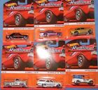 HOT WHEELS 2015: REDLINES HERITAGE B FULL SET OF 6 ON HAND SAVE $$$$ BLOW OUT
