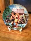 MJ Hummel * Little Companions * Collection. Perfect Condition. 12 Plates.