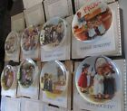 JEANNE DOWN'S Friends THIS IS LIMITED EDITION Knowles LOT OF 8 PLATES