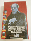1996 Universal Monsters Of The Silver Screen Unopened Box 36 Packs