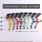 CNC Foldable Brake Clutch Levers For Ducati MONSTER M400 M600 M620 M750 M900