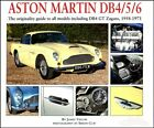 ORIGINAL ASTON MARTIN BOOK ORIGINALITY GUIDE MANUAL TAYLOR