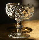 WATERFORD CRYSTAL Sherbet Dish Champagne Glass DONEGAL Cut EXCELLENT