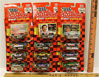 Vintage Racing Champions 1997 NASCAR 1/64 Lot 12 Diecast Cars Display Stand Card