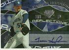 2004 Upper Deck Reflections Trevor Hoffman San Diego Padres Autograph #21 35