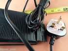 UK-PLUG 220V Foot Speed Control Pedal+Cord #395630-53,250834002 Babylock Juki