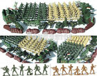108 pcs Military Toy Soldiers Army Men 6cm Figures & Accessories Playset