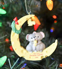 Hallmark - Our First Christmas Together - Mice on Cheese Moon - Classic Ornament