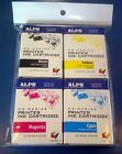 Alps MD Printer Ink Cartridge Color 4 Pack CMYK 106058 00