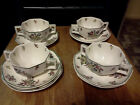 ANTIQUE Royal DOULTON - ENGLAND Porcelain TEA CUPS - SAUCERS - Tea SETS - SOUP
