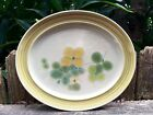 Vintage Franciscan Pebble Beach Earthenware Serving Platter - Pretty!