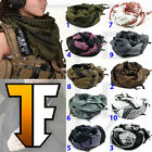 Lightweight Tactical Shemagh Military Scarf Turban Arab KeffIyeh Head Wrap Shawl