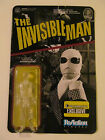 Funko ReAction Action Figure - Invisible Man (Invisible Variant) - Light Wear