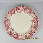 Johnson Brothers Strawberry Fair dinner plate pink white berries flowers leaf