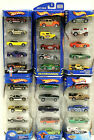 30 Hot Wheels Diecast 2000 2006 Muscle Mania Mustang B Day SkateBoarders Shiners