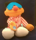 1996 TYCO Sesame Street Muppets Sing And Snore Ernie Talking Plush Singing 18