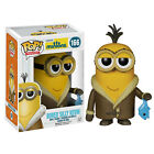 MINIONS MOVIE BORED SILLY KEVIN POP! VINYL FIGURE - NEW!