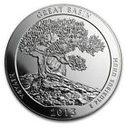 2013 5 oz Silver ATB Great Basin National Park NV America The Beautiful Coin