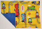 WEIGHTED LAP PAD AUTISM Thomas Train Yellow WASHABLE Mini Blanket Poly Pellets