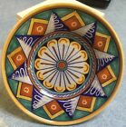 Deruta Pottery-6inch plate vario Pattern made/painted byhand-Italy.