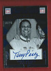 TONY PEREZ Autograph Auto Signed 2015 Cooperstown Induction REDS SER #d 22 25
