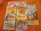 A Beka Abeka 2nd Gr ReadersJesusAnimalsSkiesNobodyStoryEtc8 books Current