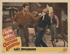 Outlaw Roundup 1944 Original Movie Poster Western