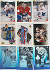 1991-92 UPPER DECK COMPLETE SET 1-700 + SP1 + HULL HEROES + 6 AW