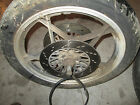 1981 Suzuki GS850 GS 850G 850 front rim wheel 19in. 19 inch