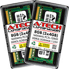 Atech 8GB Kit Lot 2x 4GB SODIMM DDR3 Laptop 12800 1600MHz 1600 204pin Ram Memory