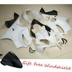 Complete Unpainted Fairing Kit Bodywork For Honda CBR600 F4I 2004-2007 2005 2006