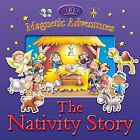 NEW The Nativity Story Magnetic Adventures Candle Bible for Toddlers