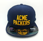GREEN BAY ACME PACKERS NFL NEW ERA 59 FIFTY FITTED KID HAT CAP SIZE 6 1 2 NEW