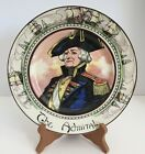 ROYAL DOULTON - THE ADMIRAL - Professional Series Collector Portrait Plate