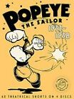 Popeye the Sailor 1933-1938 - Volume One (DVD, 2007) *FACTORY SEALED