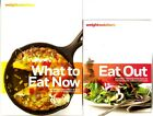 2 Weight Watchers EAT OUT  WHAT TO EAT NOW PointsPlus Dining Out  Cookbook