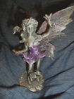 BEAUTIFUL FAIRY PEWTER  7