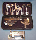 Vintage Greist Sewing Attachments for Domestic White Singer Machines w/ Box