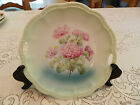 Hand Painted Deorative Plate 9 3/4