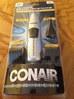 Conair GMT175R 11 Piece All-In-1 Battery Operated Beard and Mustache Trim FS
