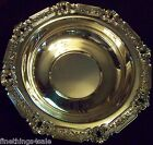 MORE RARE GORHAM HISPANA PATTERN SILVER ExLrg ENTREE / SIDE DISH SERVING BOWL