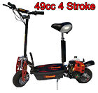 New 4 STROKE 49cc Gas Motor SCOOTER wholesales On Offroad HIGHEST QUALITY 2018