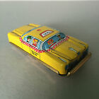 VINTAGE 1960s TN NOMURA JAPAN TIN FRICTION MINI TAXI CAR SUPER HOT CLASSIC!
