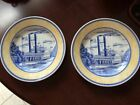 Two Churchill, American Heritage Millennium Collection, Salad Plates, EUC